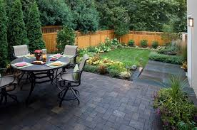 Landscape Ideas For Backyards With Pictures by Landscape Design For Small Backyard 1000 Narrow Backyard Ideas On