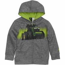 what is the best john deere hooded sweatshirt