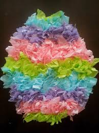 tissue paper easter crafts image collections craft decoration ideas