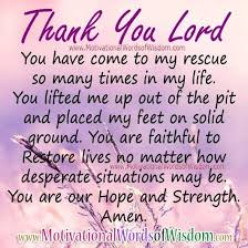 in jesus name amen thanksgiving thank you lord