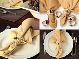 15 and easy diy thanksgiving napkin rings