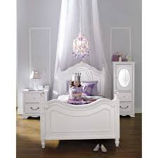 bedroom chic luxury kids bedroom design using white twin size