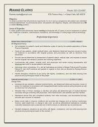 Sample Resume For Registered Nurse Position by Cover Letter New Graduate Nurse Resume Sample Sample New Graduate
