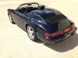 2011 porsche speedster for sale rare 1994 porsche 911 speedster will cost you six figures