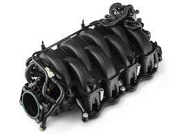 mustang intake manifold ford performance mustang gt350 5 2l voodoo intake manifold m 9424