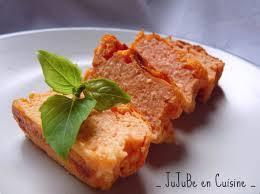 cuisine tomate recette de terrine de tomates mozzarella et basilic jujube en cuisine