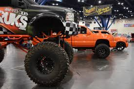 houston monster truck show 2015 bangshift com photos from the houston autorama 2015 setup day