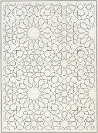 pattern coloring pages for adults welcome to dover publications arabic patterns to color copyright