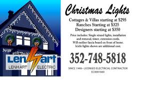 how much does christmas light installation cost christmas lights installation storage lenhart electric