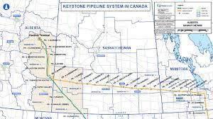 keystone xl pipeline map route maps keystone xl pipeline
