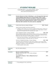 high student resume no experience sles resume templates for high students medicina bg info