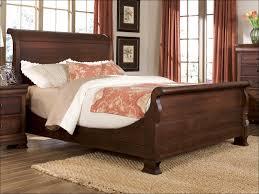 bedroom fabulous upholstered headboard and footboard queen