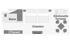 plan d une chambre d hotel chambre guétali iloha seaview hotel la réunion