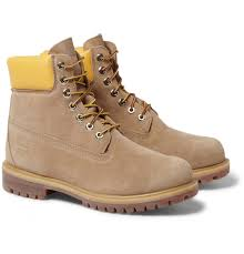 timberland chunky sole suede boots mr porter clothing