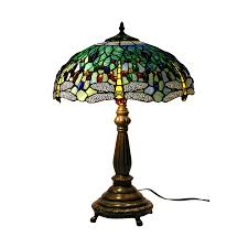 shop warehouse of tiffany dragonfly 22 in electrical outlet table