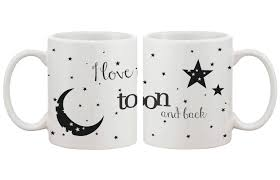 His And Hers Mug Personalization Mall Personalized His And Hers Interlocking Coffee