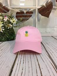 light pink polo baseball cap 80 s design baseball hat curved bill low profile embroidered