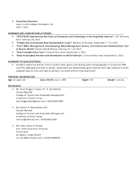 sample resume for aviation industry sample resume for aviation