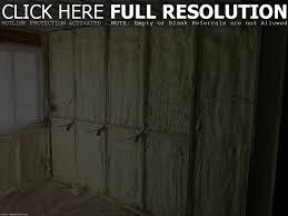 backyard sustainable building internal wall insulation retrofit