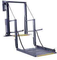 ricon platform lifts columbus mobility specialists worthington