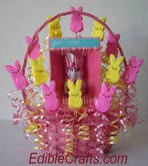 candy basket ideas easy easter crafts easter candy basket craft from