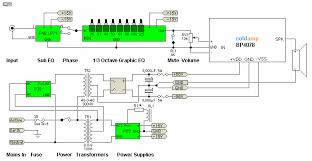 project 116 subwoofer amp