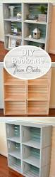 Easy To Build Bookshelf 15 Easy Diy Storage Furniture Projects On A Budget