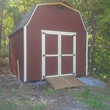 shed style roof high wall gambrel roof storage shed better way sheds