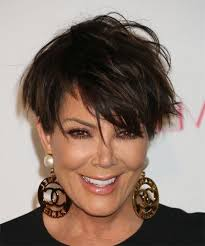 kris jenner haircut side view 2018 popular kris jenner short hairstyles
