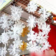 aliexpress com buy 30pcs lot christmas ornaments snowflake