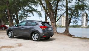 crossover honda 2016 first drive the 2016 honda hr v justifies the small crossover class