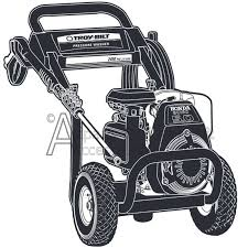 01903 0 troy bilt 2450 psi high pressure washer