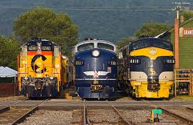 west virginia train rides and museums