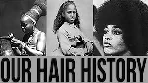 the history of natural hairstyles u0026 black hair youtube