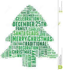 words related christmas celebration stock image image