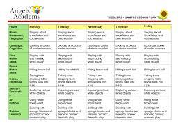 5 kindergarten lesson plan template assistant cover letter sample