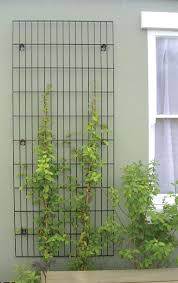 wall ideas metal wall trellis wall mounted metal garden trellis