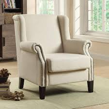 Accent Chair Set Of 2 Awesome Idea Beige Accent Chair Living Room