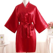 Robes De Chambre Femme Polaire by Online Get Cheap Rouge Robe De Chambre Aliexpress Com Alibaba Group
