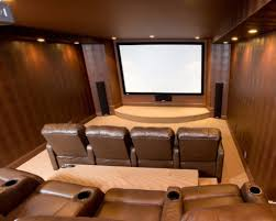 home theater room decor basement home theater design simple basement home theater room