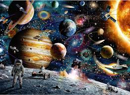 outer space children s puzzles puzzlewarehouse