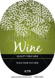 wine label template custom design wine label template word excel