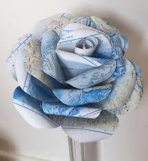 Rose Home Decor by Giant U0027atlas U0027 Paper Rose Giant Paper Flower Paper Rose Wedding