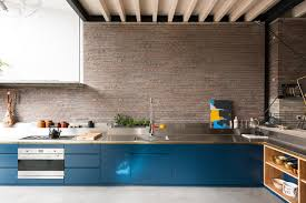 kitchn inside a masterfully designed loft style home in london u2014 oliver