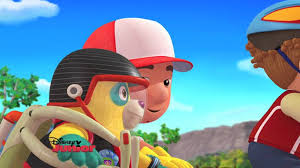 handy manny special agent oso manny golden bear