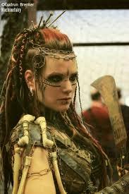 best 25 warrior makeup ideas on pinterest viking hair tribal