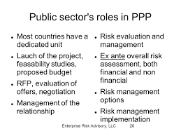 public private partnership risky proposition ppt download