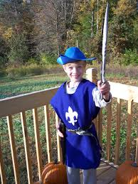 no sew knight u0027s tunic easy low cost costume piece for boys