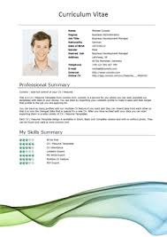 curriculum vitae template doc download 50 free microsoft word resume templates for download