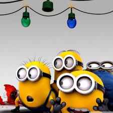 minions christmas hd desktop wallpaper widescreen high